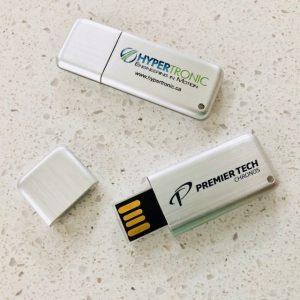 Aluminum USB drive