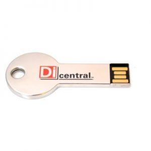 Key Shape USB Drive - M4