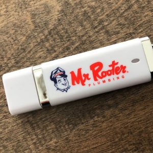 personalized USB drive