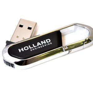 Carabiner Clip USB - U32