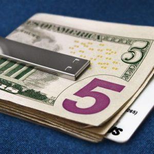 USB Money Clip - M9