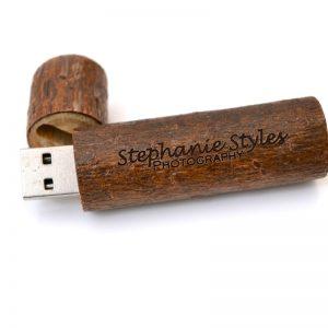 USB Stick - WU11 - Wood
