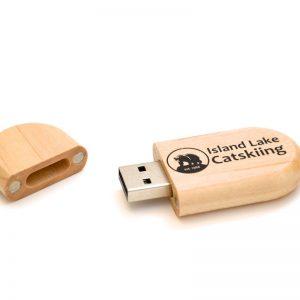 Wooden USB Key - WU2