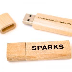 Wood USB - WU12