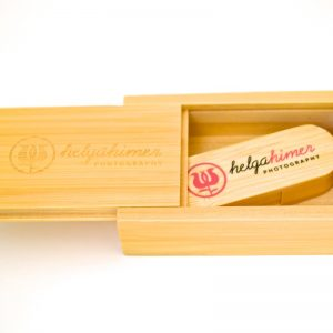 Wooden Box - Slide off Cover