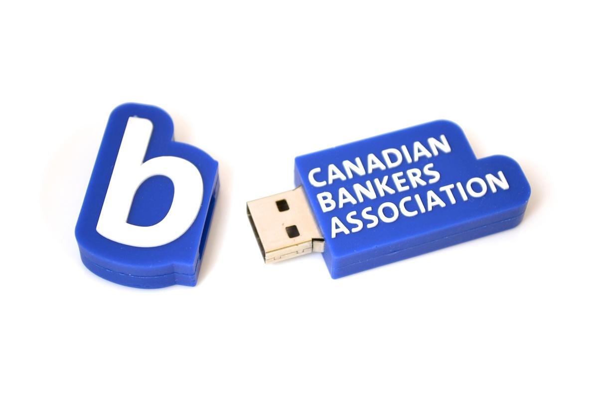 Custom USB - 2D shape