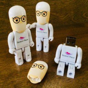 USB figurine