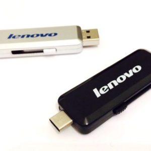 Custom USB Type C - UC7 - Type C Slider Flash Drive