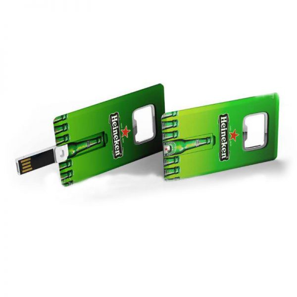 Bottle Opener USB Card