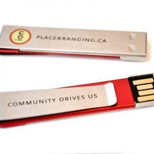 Money Clip USB