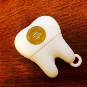Tooth Shaped USB - U33 - Tooth Shaped Flash Drive