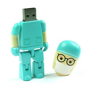 USB Figurines - U23