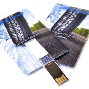 Custom USB Business Card