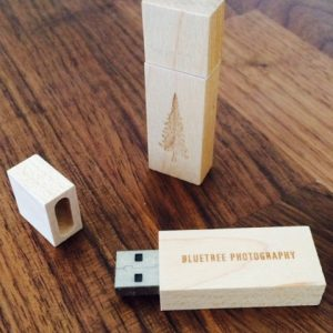 Wooden USB Drive - WU13 - Wood Memory Stick