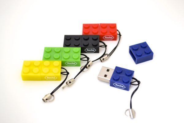 Lego Brick USB - U12 - Brick Flash Drive