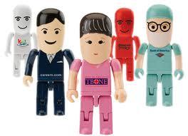 USB Figurine - U23 - Flash drive figurines