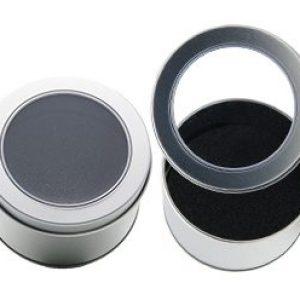 Rounded Tin Box