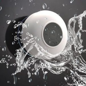 Custom Shower Speaker - BT3 - Waterproof Bluetooth Speakers