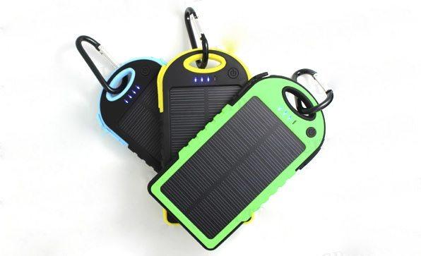 Solar Power Bank - PB03 - 4000 mAh
