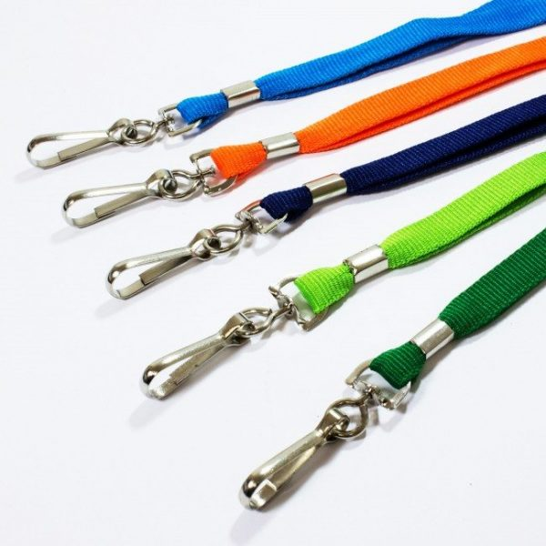 Non-printed Stock Lanyards