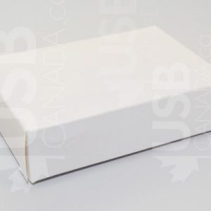 White Tuck Box (no window)