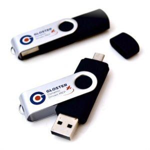 Mobile Swivel USB - UC11