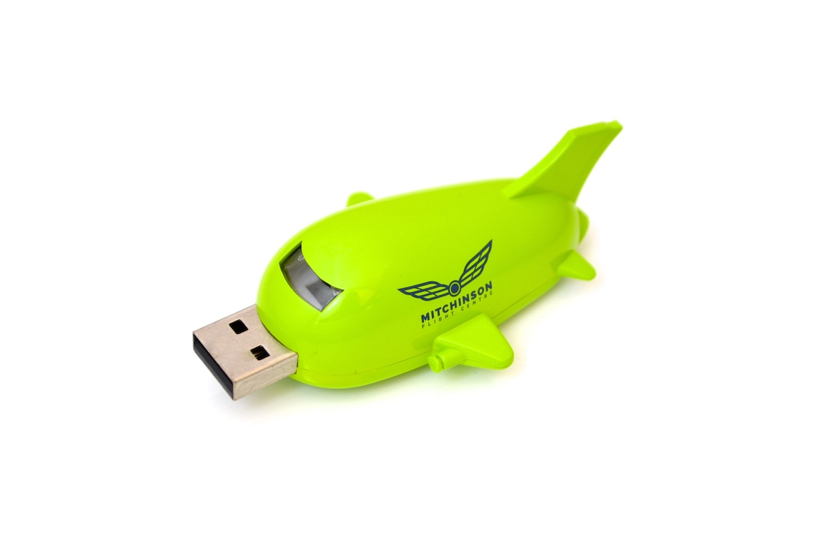 USB Airplane - U2 - Jet