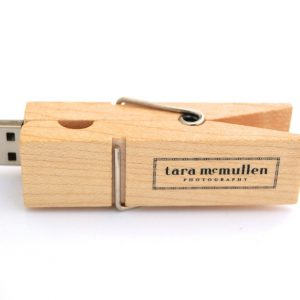 USB Clothespin - WU10 - Clip