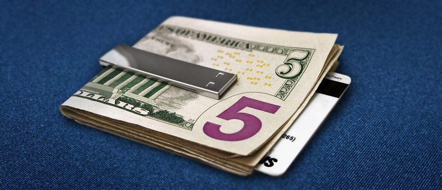 USB Money Clip - M9