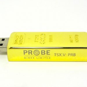 USB Gold Bar - U8