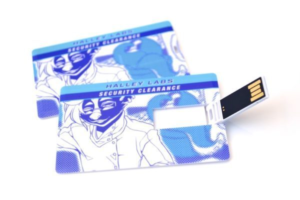 Credit Card USB - C2 - USB Business card