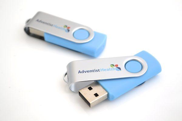 Twister USB Flash Drive