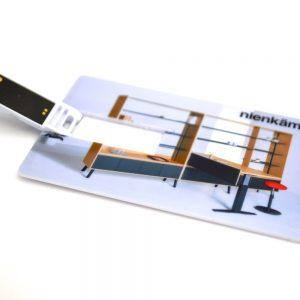 USB Business Cards -C2 - credit card usb drives
