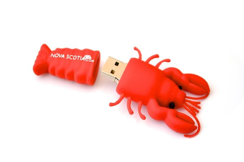 Custom USB Lobster
