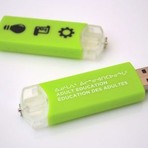 Twist USB Stick - uc8 - turn-flash-drive