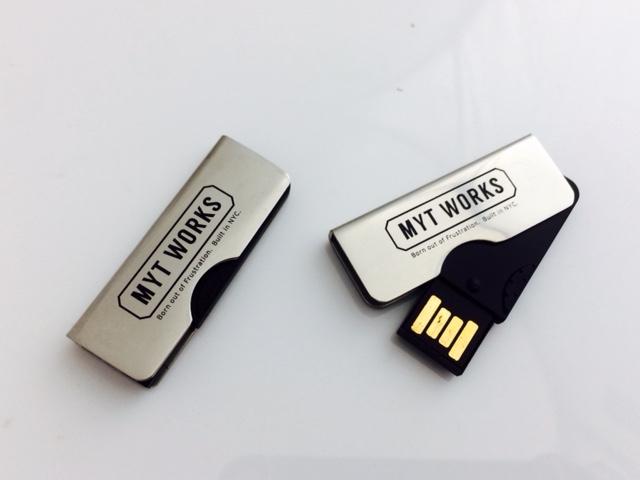 M3 - Pivot USB Key