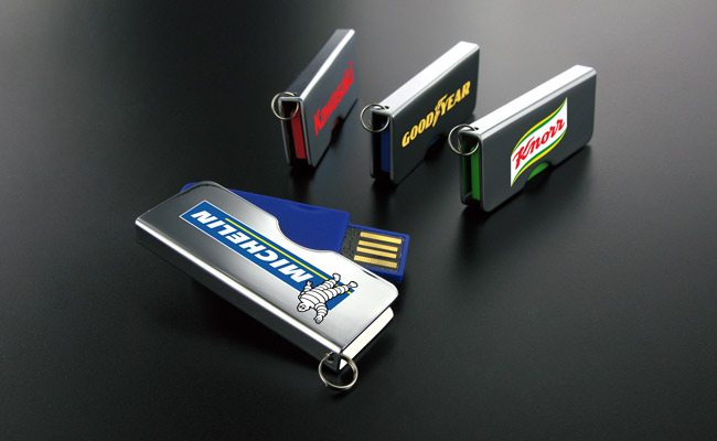 Pivot USB Key - M3 - Pivoting Flash Drive