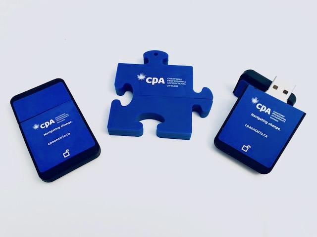 Custom USB - CPA Canada