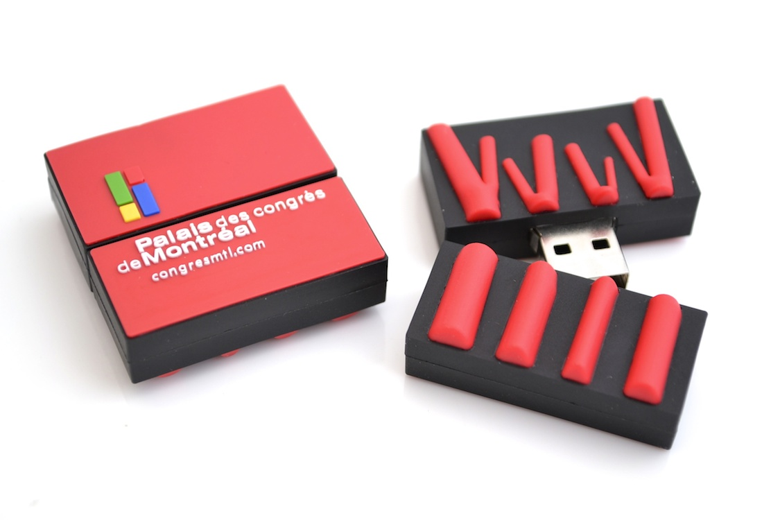 Custom USB key