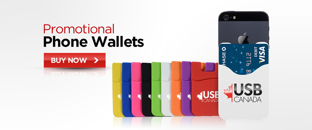 promotional phone wallets