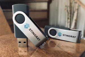 Twister USB Drive