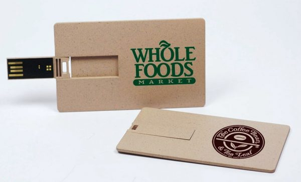 Eco Friendly Custom USB Business Card