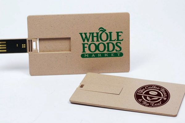 Eco Friendly Custom USB Business Card
